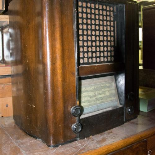 Noleggio radio vintage