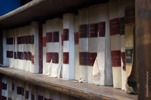 Noleggio Dettaglio libreria fine '800