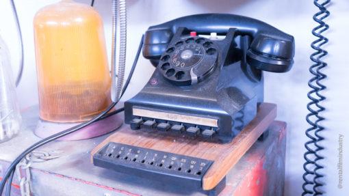 Noleggio Telefono d'ufficio