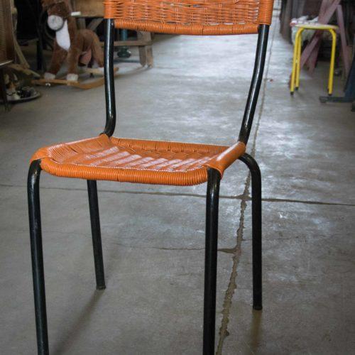 Noleggio sedia in vimini