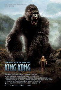 Remake Top Ten King Kong