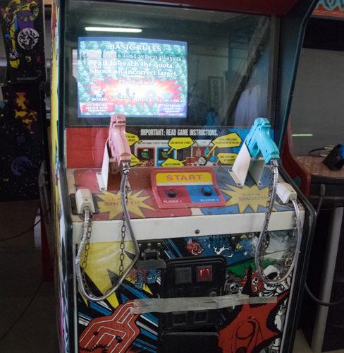 Noleggio Videogames anni 80