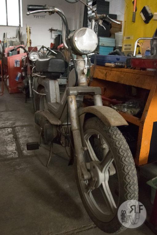 Noleggio motocicletta piagio