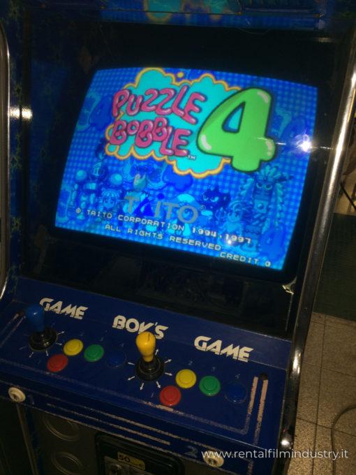 Videogames anni '80-'90 Puzzle Bubble