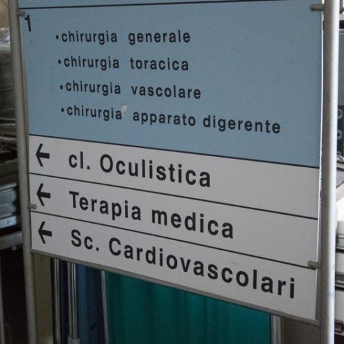 Noleggio Cartellone ambulatorio