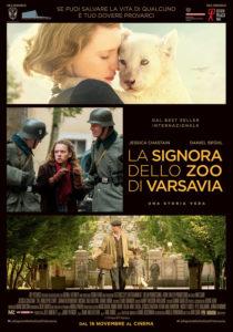 Film in programmazione cinema La signora dello zoo di Varsavia