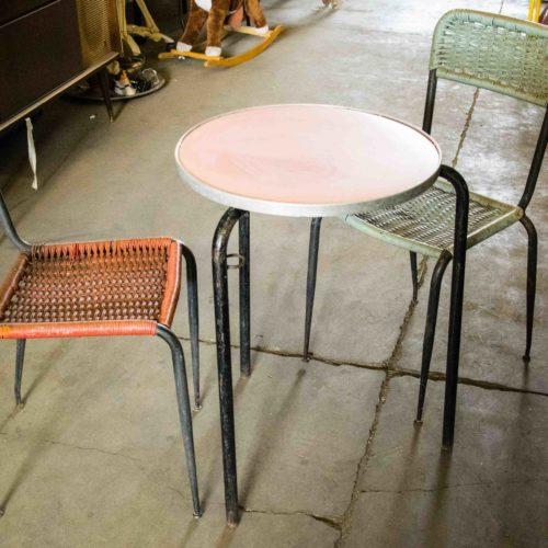 Noleggio Tavolo con sedie esterno bar