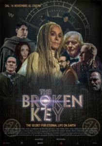 Film programmazione cinema The Broken Key