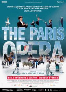 Film programmazione cinema The paris Opera