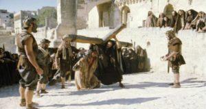 Lungo la Via Crucis