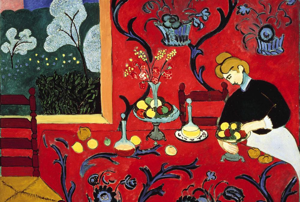 Matisse e il teatro, la mostra in anteprima a Milano