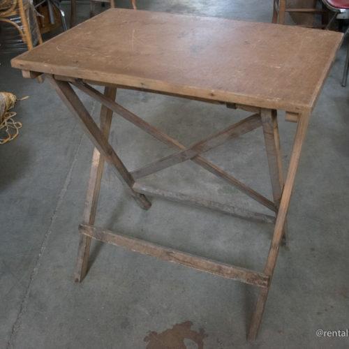 Tavolo in legno da osteria