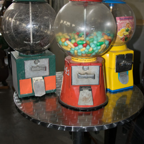 Distributori caramelle