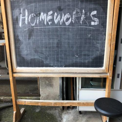 Lavagna scuola elementare