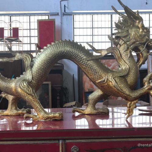 Riproduzione drago cinese