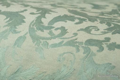 Divano barocco verde Tiffany trama