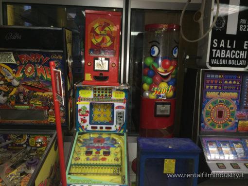 Ambiente sala giochi vari 2