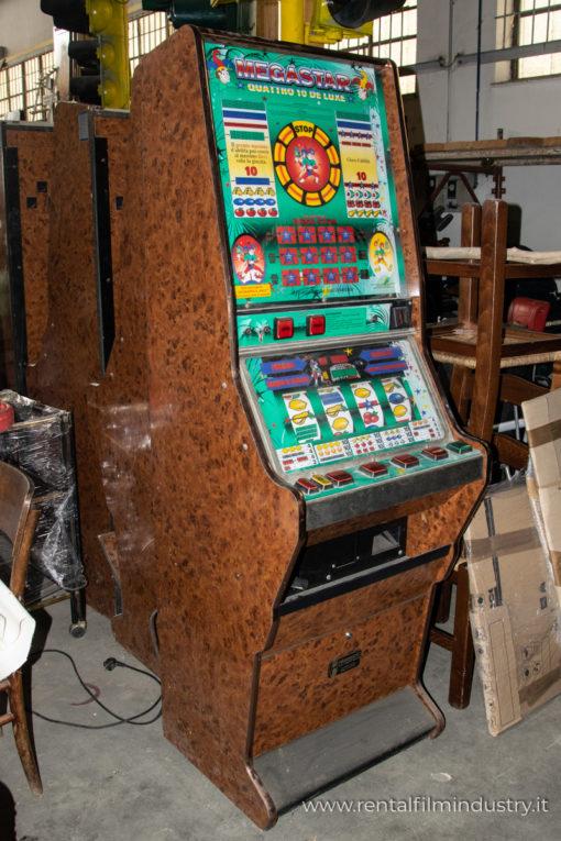 Slot machine anni '80