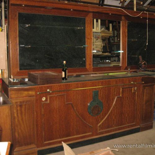 Bancone bar vintage