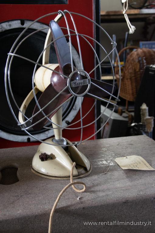Ventilatore vintage anni '50