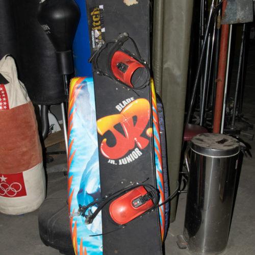 Tavola da snowboard moderna
