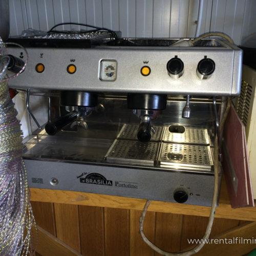 Macchina da caffè per bar moderna