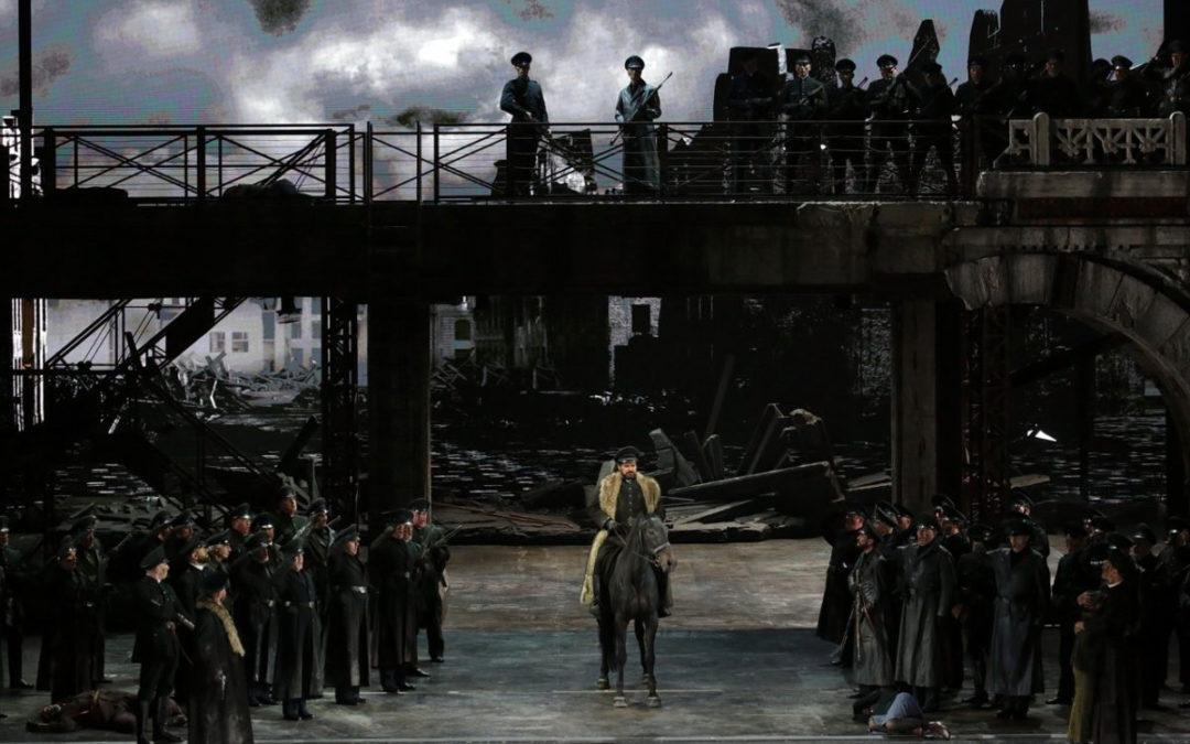 Le scenografie di Attila di Verdi