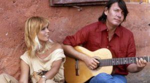 Fabrizio de Andrè suona con Dori Ghezzi