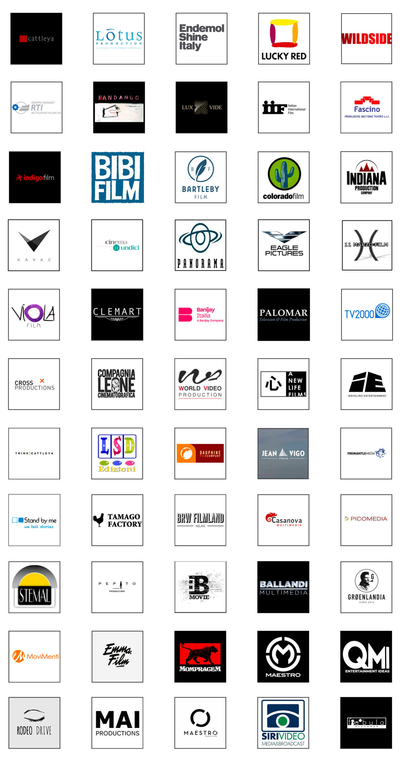 Rental film industry - clienti