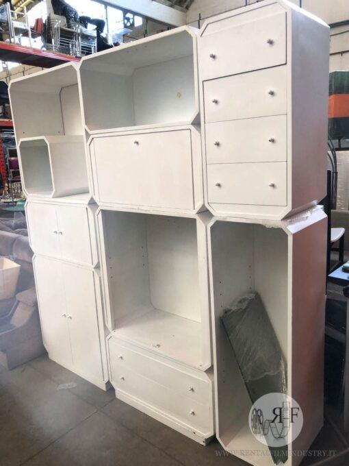 armadio bianco