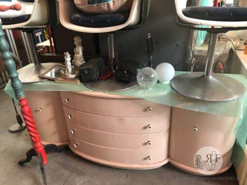 mobile rosa vintage