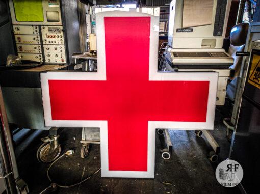 Insegna Croce Rossa