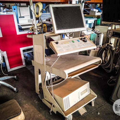 macchinario per pronto soccorso