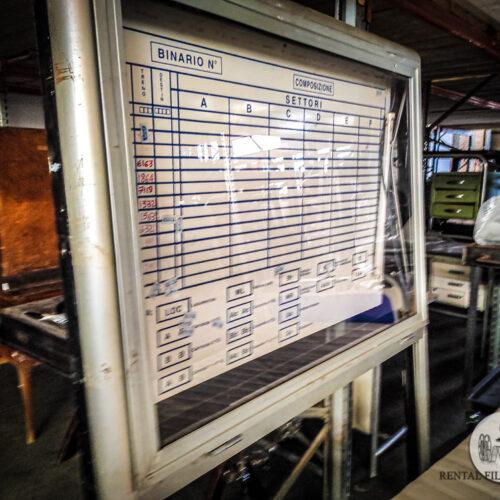 Lavagna Planning per orari Ospedale