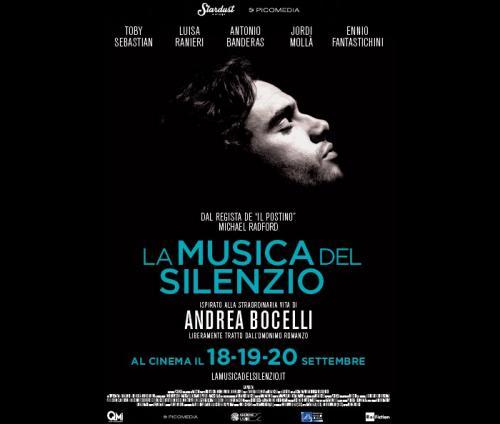 Rental Film Industry- La musica del silenzio